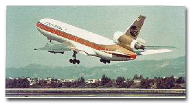 During the early 70s, when gasoline rationing was in effect, Continental replaced its 747s with the more fuel-efficient DC-10s